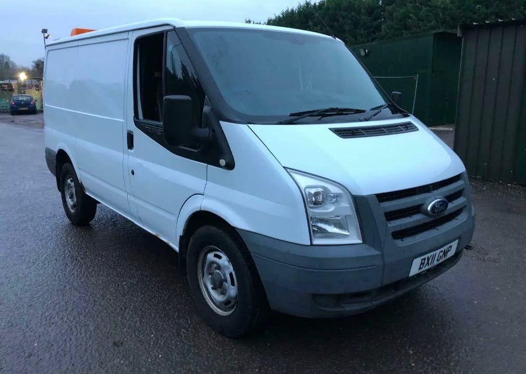 Used 2011 Ford Transit 300 Lwb For Sale In Ely Cargurus