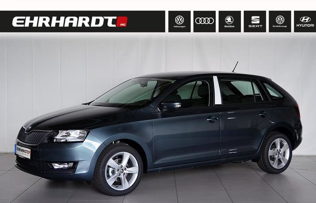 SKODA Rapid Spaceback *Cool Edition*SHZ*KLIMA*PDC*LMF