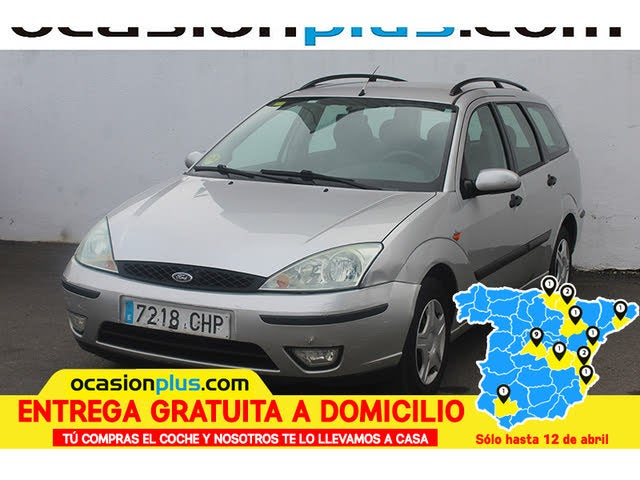 2003 Ford Focus Ambiente