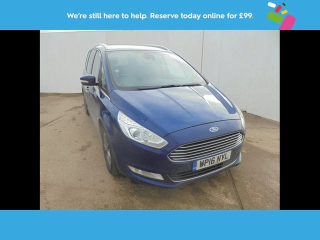 2016 Ford Galaxy 2.0TDCi Titanium (150ps) (16 reg)