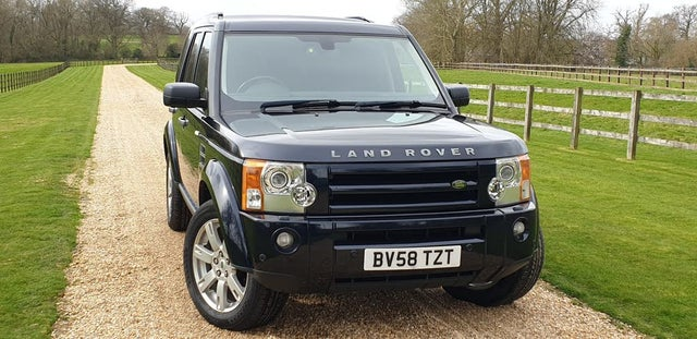 2008 Land Rover Discovery 3 2.7TD HSE auto (58 reg)
