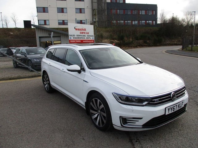 2017 Volkswagen Passat 1.4 TSI GTE Advance Estate 5d (67 reg)