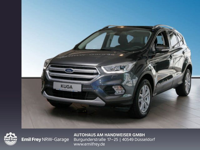 Ford Kuga Cool & Connect 1.5 EcoBoost