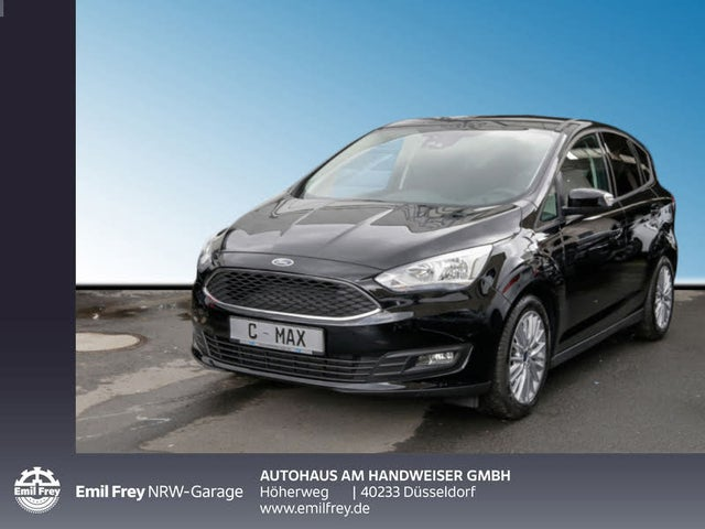 Ford C-MAX COOL&CONNECT 1.5 EcoBoost