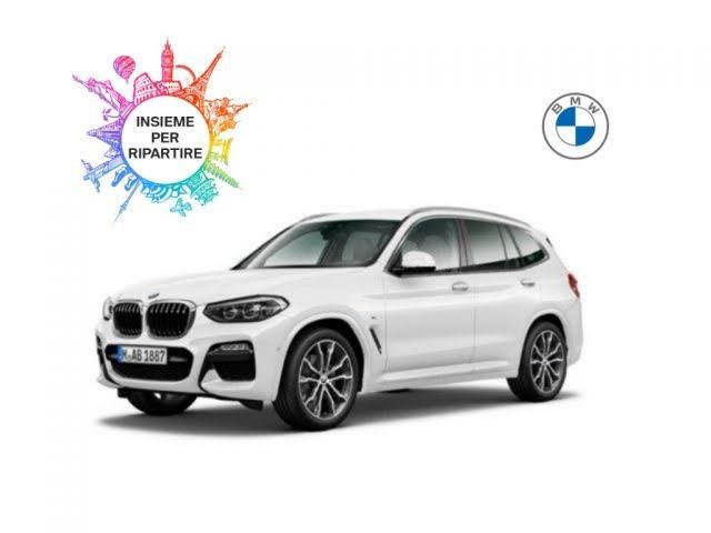 2020 BMW X3 xDrive20d Msport