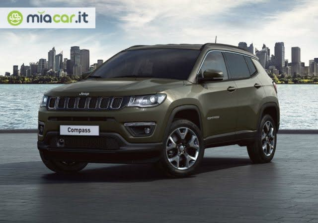 2019 Jeep Compass 2WD Limited