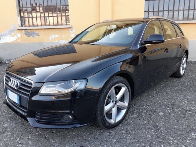 2008 Audi A4 Avant 143CV F.AP. Advanced