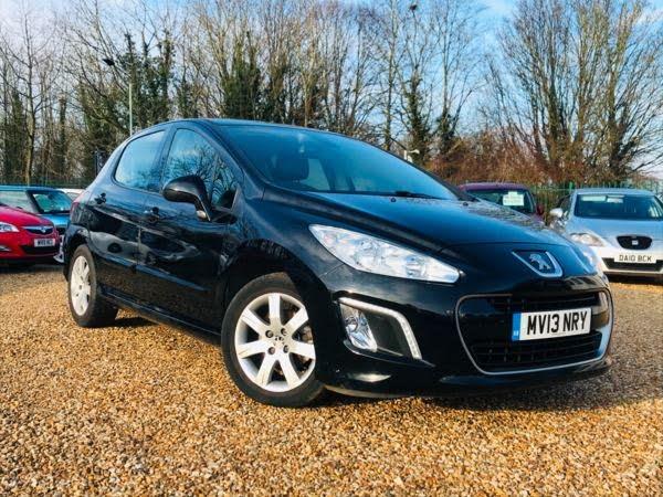 2013 Peugeot 308 1.6TD Active 1.6HDi (92bhp) (13 reg)