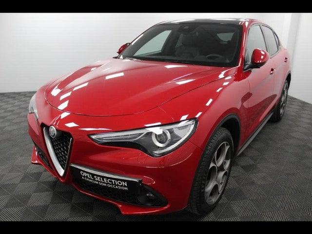 Alfa Romeo Stelvio 2018 2.2 Diesel 210 Sport Edition Q4 AT8
