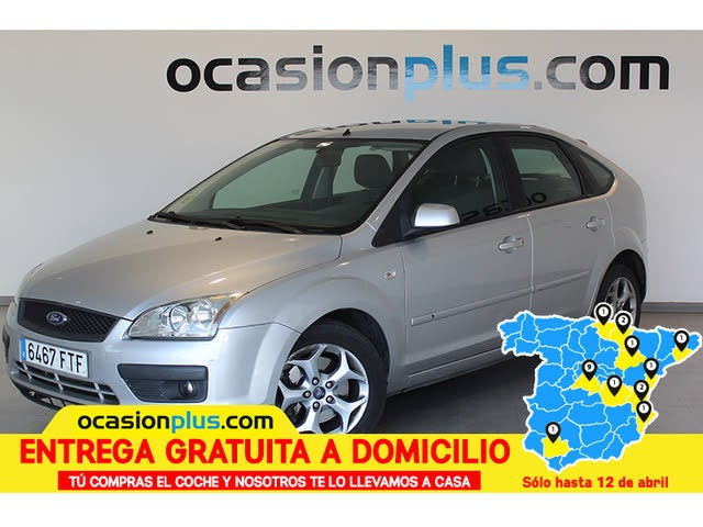2007 Ford Focus Trend 5dr