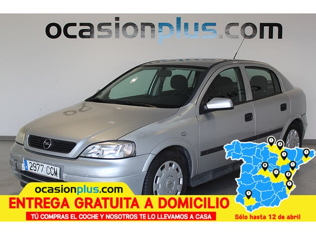 2002 Opel Astra DTI Comfort 5dr