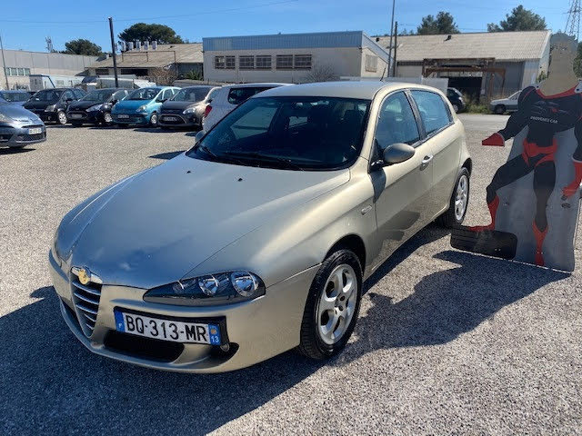 Alfa Romeo 147 2006 1.9 JTD120 Multijet Distinctive 5p