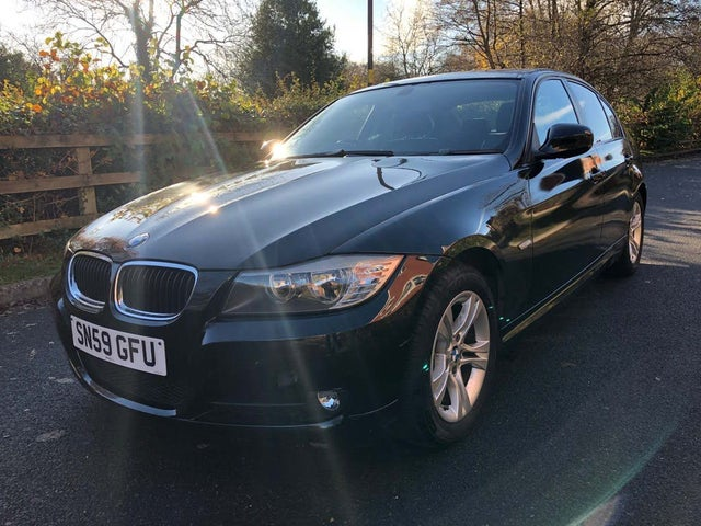 2009 BMW 3 Series 2.0 318i ES Saloon 4d (59 reg)