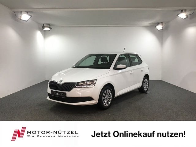 SKODA Fabia 1.0 Cool Plus RADIO KLIMA CONNECT