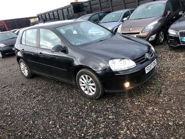 2007 Volkswagen Golf 1.6 Match (57 reg)