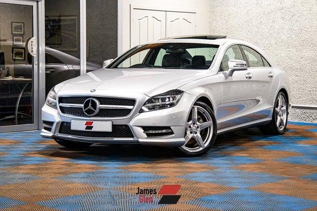 2013 Mercedes-Benz CLS-Class 3.0TD CLS350 Sport AMG (265bhp) BlueEFFICIENCY Saloon 4d 7G-Tronic (13 reg)