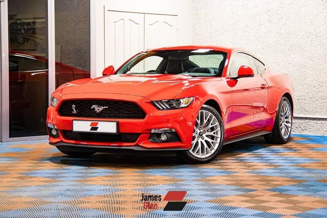 2016 Ford Mustang 2.3 (317ps) Fastback (S6 reg)