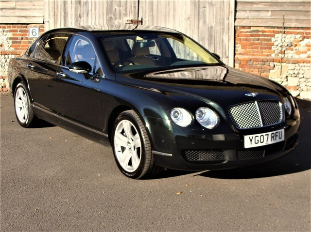 2007 Bentley Continental 6.0 Flying Spur (07 reg)
