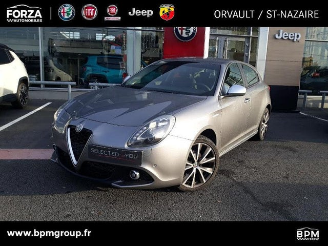 Alfa Romeo Giulietta 2019 1.6 JTDm 120 Executive S&S MY19