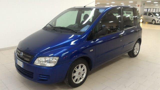 2010 Fiat Multipla MJT Dynamic