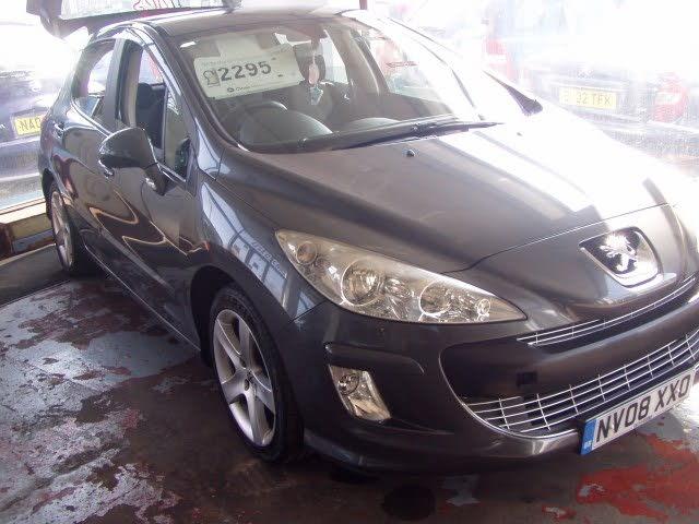 2008 Peugeot 308 1.6TD Sport 1.6HDi 110 FAP 5d (08 reg)