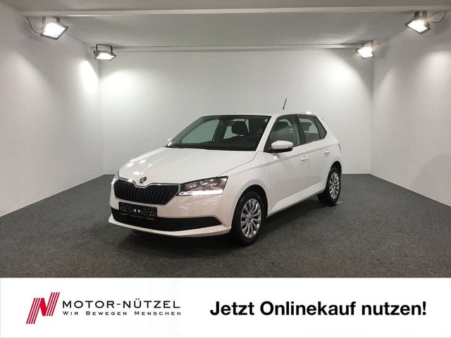 SKODA Fabia 1.0 TSI Cool Plus RADIO KLIMA CONNECT