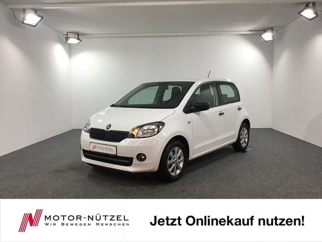 SKODA Citigo 1.0 MPI COOL EDITION EL.FH DAB NSW LM 14
