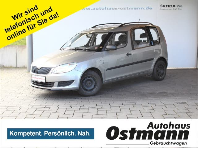 Skoda Roomster Active Plus Edition 1.2 TSI *KLIMA*PDC*