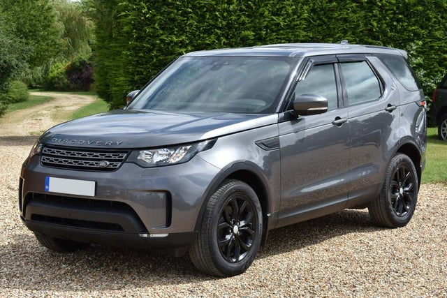 2017 Land Rover Discovery 2.0SD4 4X4 Station Wagon 5d Auto (17 reg)