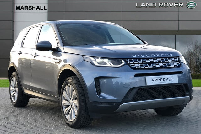 2020 Land Rover Discovery Sport (69 reg)