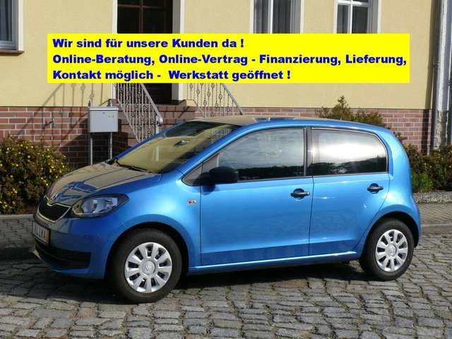 Skoda Citigo 1.0 MPI Cool Edition 5 T DAB Radio CD Klima Video