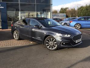 Used 2019 Ford Mondeo 2 0 Tivct Vignale S S Saloon 4d Auto For