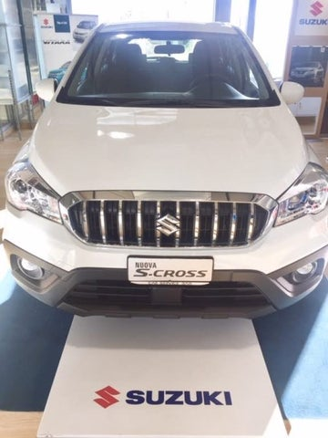 2020 Suzuki S-Cross Boosterjet Easy