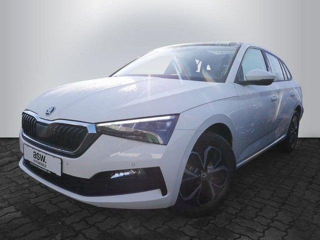 SKODA SCALA DRIVE 1.0 TSI 85 kW DSG LED, NAVI