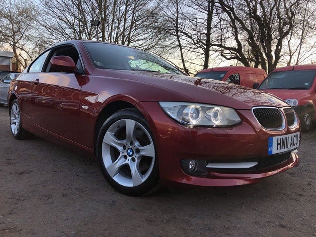 2011 BMW 3 Series 2.0TD 320d SE Coupe 2d (11 reg)