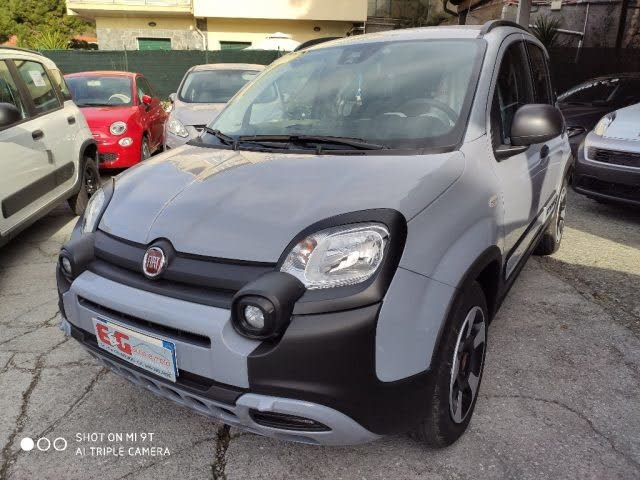 2019 Fiat Panda City Cross