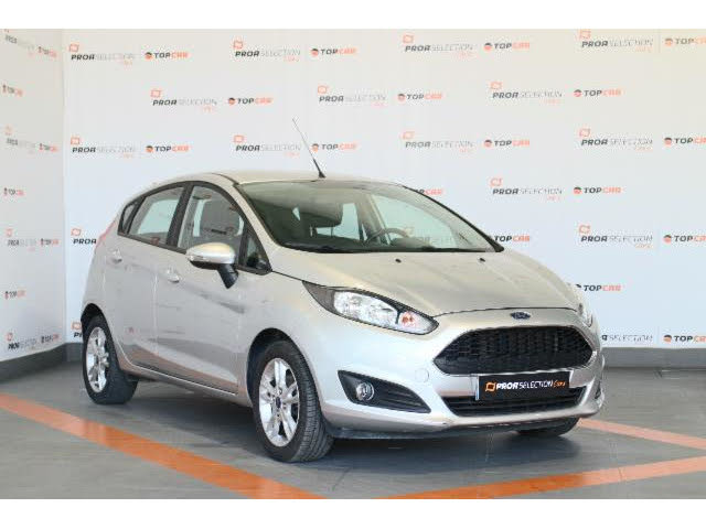 2017 Ford Fiesta Trend 82 Trend 5dr