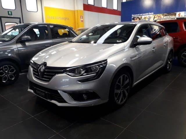 2020 Renault Megane Sporter 140 CV Duel2