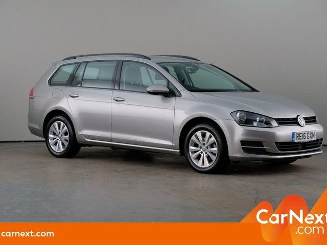 2016 Volkswagen Golf 1.6TDI SE DSG (16 reg)