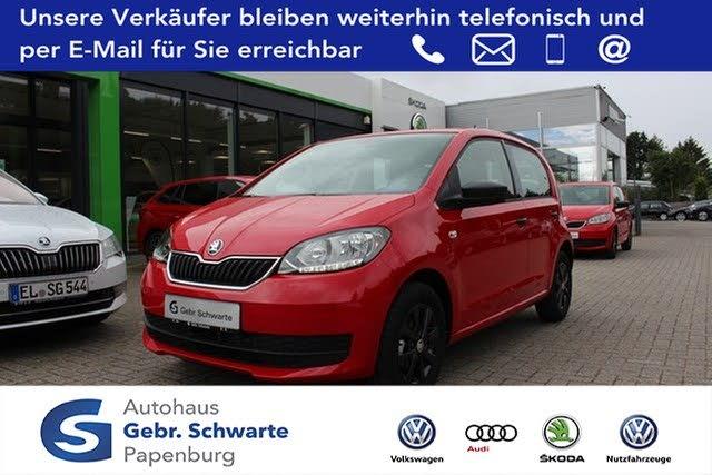Skoda Citigo 1.0 Cool Edition Klima DAB e-Fenster LM