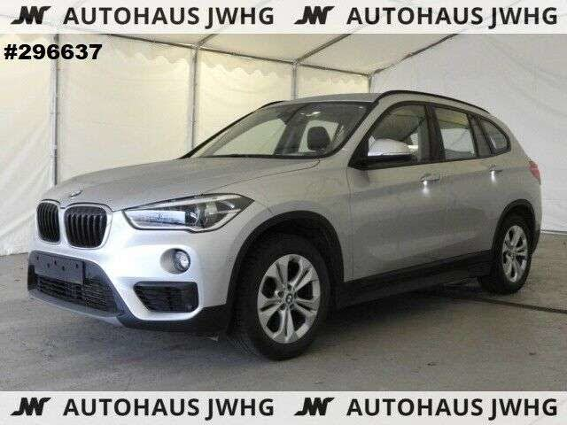 BMW X1 xDrive Steptr Advantage Navi LED ALU Temp PDC