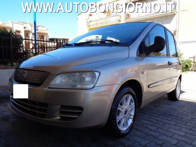 2006 Fiat Multipla MJT Dynamic