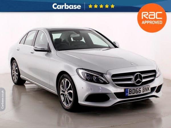 2016 Mercedes-Benz C-Class 2.1d C220d Sport (170ps) (Premium)(s/s) Saloon 4d Auto (66 reg)