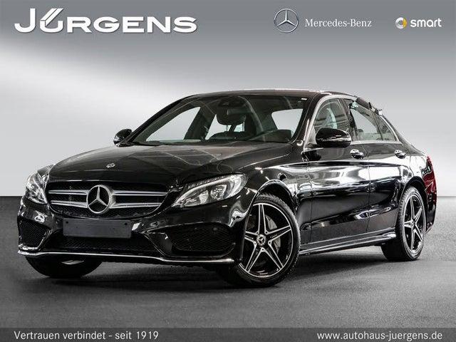 Mercedes-Benz C 350 e AMG-Sport/Navi/LED/Cam/Airm/SHZ/18'