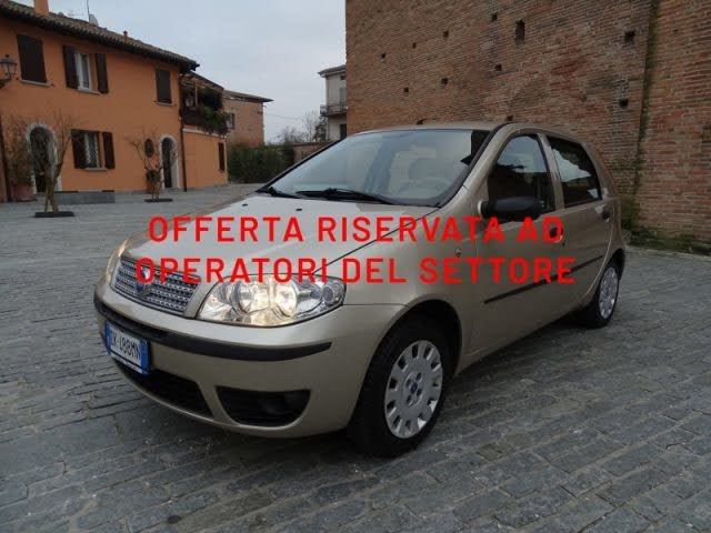 2008 Fiat Punto Classic 5 porte Natural Power