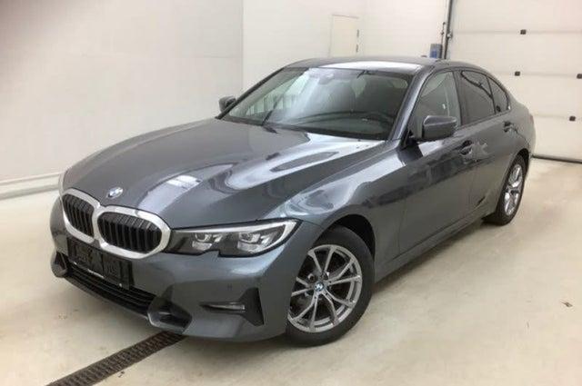 BMW 320 d Lim. Sport Line  Live Cockpit*Navi Prof.*LED*ACC*6d-TEMP