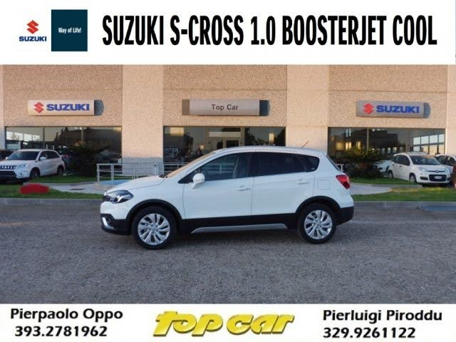 2020 Suzuki S-Cross Boosterjet Cool