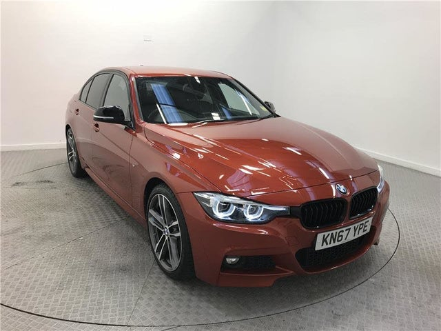 2017 BMW 3 Series 2.0TD 320d M Sport Shadow Edition Saloon 4d Auto (67 reg)