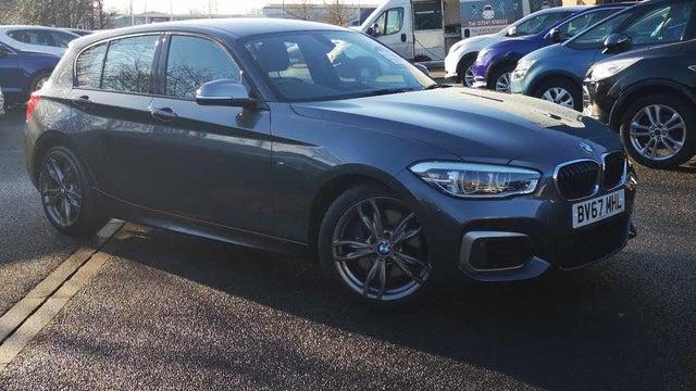 2017 BMW 1 Series 3.0 M140i 5d 2998cc Sport Auto (67 reg)