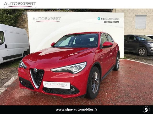 Alfa Romeo Stelvio 2018 2.2 Diesel 180 Super AT8